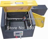 DW3020 good quality small desktop CO2 laser engraving machine