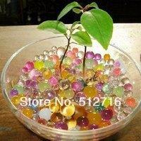 5kg New Magic stunning Crystal Mud Soil-Water Beads gel For plants 10 color bulk pack#16