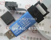 WholeSale New USBASP USBISP AVR Programmer USB ATMEGA8 ATMEGA128  30365