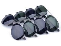 Free Shipping 2014 New Arrival High Quality Men Polarized Sunglasses Wholesale Frog Mirror Fashion Eyewear  5pcs/lot  A157