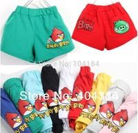 free shipping! wholesales 2014 summer children's clothing girls boys shorts kids pants hot pants 5pcs/lot