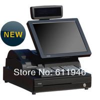 Free by DHL  VTOP180F cash register cash registers cash register POS machines one machine