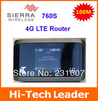 Original  package Sierra Wireless Aircard 760S  Mobile Hotspot  4G LTE Router  LTE band (1800/2100/2600Mhz) BY DHL