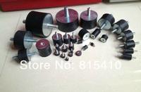 Rubber+Fe#45 Shock absorber vibration damper VD style for air compress instrument petro\diesel engine instrumetation 40*40*10*23