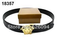 belt buckle high-end men's casual belt luxury business men and women casual belt