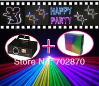 350mW RGB Animation laser light - ILDA, Custom Animations Factory High Quality Guaranteed!+V2.3 ishow software