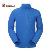 Toread fleece outdoor clothing for men and women outerwear fleece jacket taca91213 taca92212