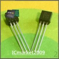 100 PAIR 2N5401 2N5551 TO-92 PNP NPN TRANSISTORS , 200 PCS (100 2N5401+ 100 2N5551)