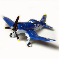 Pixar Planes 1:55 No.7 Skipper Metal Planes Loose Toy -P7