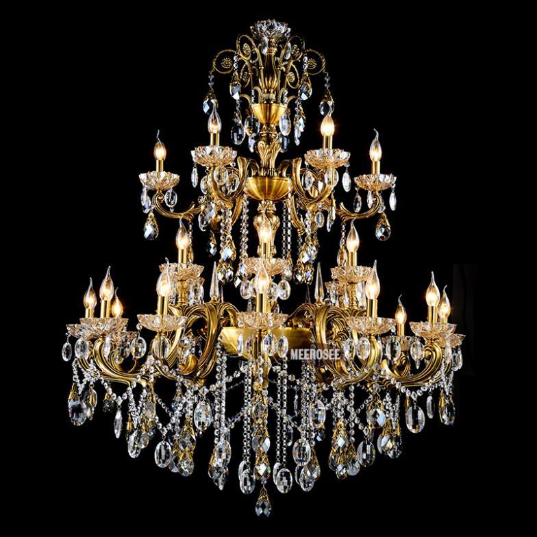 Achetez en gros grand lustre de cristal en ligne des grossistes grand lustr - Grand luminaire suspendu ...