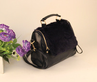 The new plush bag handbags Korean hot models sold boutique handbags defense really bales