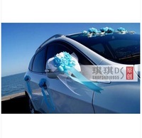 Heart-shaped car styling package wedding car decorated deputy Vice vehicle with 7 opts]