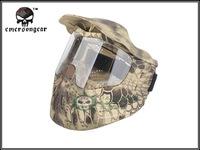 Paintball CS Airsoft Goggle Anti-fog Mask/Full Face Mask Highlander