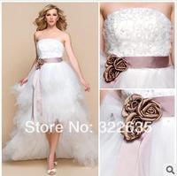 2014 new bride wedding Bra waist wedding flowers before the wedding aesthetic fashion long and short