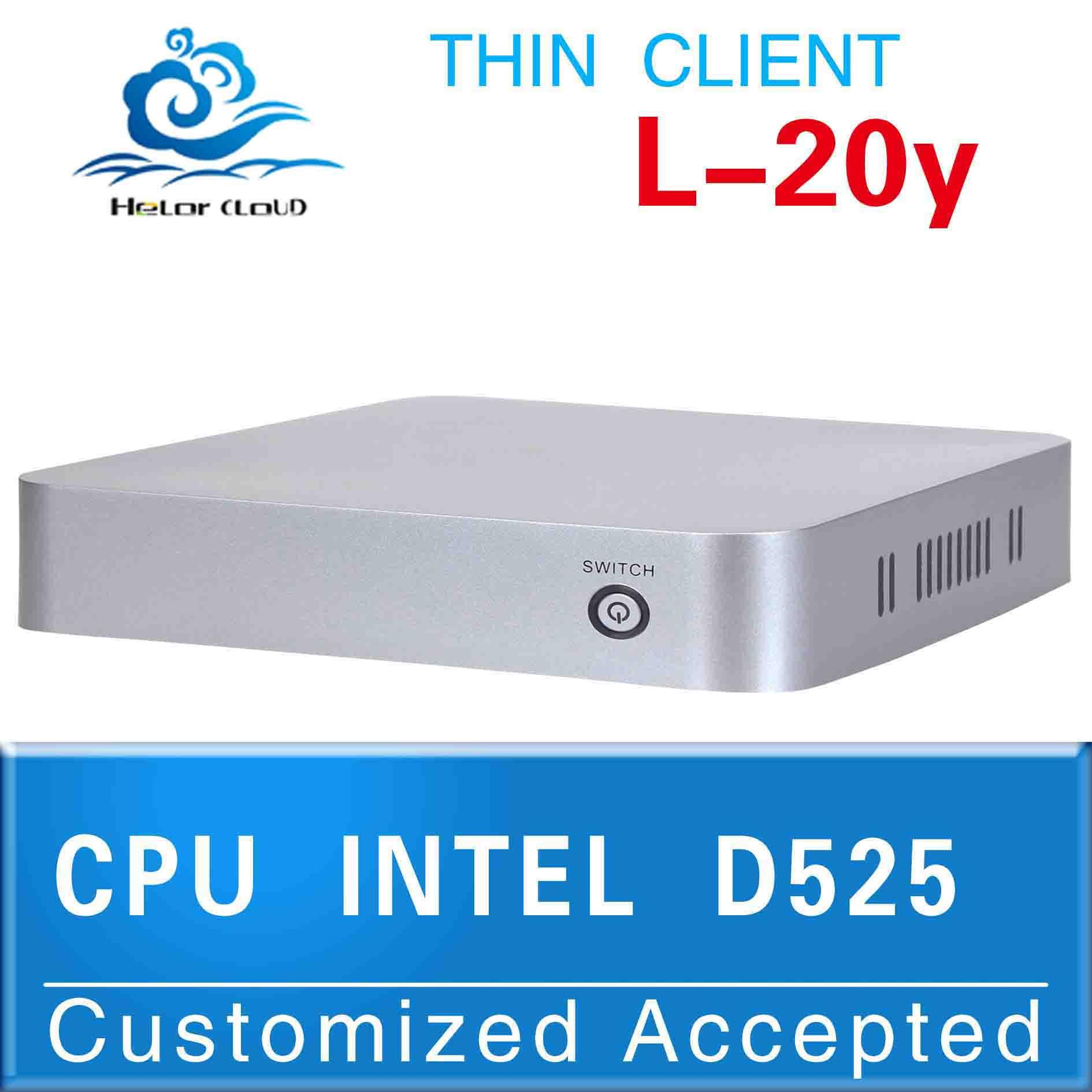 Arm linux desktop pc Atom D525(1.8GHZ Frequency) Dual core mini pc intel intel embedded board, windows CE(China (Mainland))