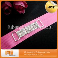 free shipping jewelry rhinestone bikini connector wholesale