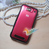 Millet m1 two-in-one shell mobile phone case protective case phone case mantianxing metal drawing