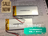 Wholesale 3.7V 1600mah Rechargeable lithium polymer battery flat 364297,10pcs/lot