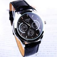 Free&Drop Shipping! Famous Brand! 2014 New Men Man Male Fashion Watch, Commercial Wristwatch