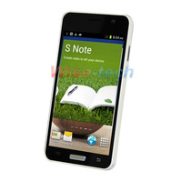 "New N075T MTK6572 Dual Core 4.5"" Android 4.2 Phone Dual SIM Cards GSM/WCDMA RAM 512M ROM 4G Dual Camera with GPS"