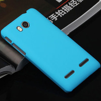 G600 Case,  Matte Hard Case, Rubber Hard Back Cover Case For Huawei Ascend G600 U8950D U9508 free shipping