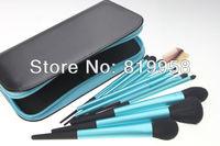 Professional!! 11pcs makeup brush set brushes with bag