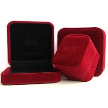 popular red velvet gift box
