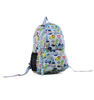 Women's Knapsack Big Travel Backpack Fashion Laptop Bag Waterproof Bag Student Book Bag