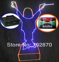 2000mW 2w RGB Animation LOGO Analog Modulation laser light PT20Kpps DMX512 ILDA professional stage lighting+Quickshow software