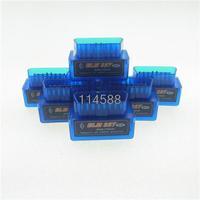 wholesale 2013 newest Super Mini ELM327 Bluetooth OBD2 Scanner ELM 327 Bluetooth free shipping  free technical