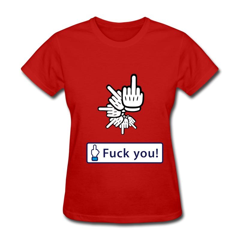 Slim Fit T Shirt Womens comic gloves spiral 2c Funny Pics Teeshirts for Womens(China (Mainland))