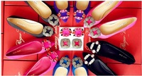 New Arrival Women's Flats 2014 Spring and Summer Flat Heel Shoes Casual Comfort Flats for Women  Color Free Shipping,128