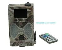 Free Shipping!Boskon BG-520 HD 12MP 940NM Low Glow Scouting Infrared Trail Hunting IR Camera