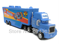 Pixar Cars 2  toys # 80 GASK -ITS truck Hauler ALLOY Diecast toys for children gift