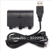 Free Shipping New USB Rechargeable Play and Charge Battery Charger Kit For Xbox ONE Controller Wholesale Price