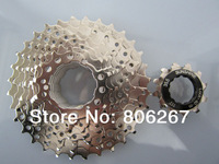 SUNSHAIE 8 Speed Freewheel Cog 12-32T 8S speeds For shimano system Bicycle MTB cassette mountain bike xc