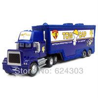 Pixar Cars 2  toys # 4 TOW CAP truck Hauler ALLOY Diecast toys for children gift