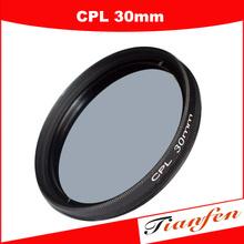 Camera & Photo 1pcs 30mm Camera Lens Filter Circular Polarizing Filter  Kit for Canon Sony Nikon DSLR Camera D3100 D5100  P7000