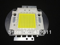 100W LED White/Warm White Integrated High power Lamp Beads 3000mA 32.0-34.0V 10000-11000LM 45mil Chips Free shipping