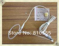 Free shipping Single Headset Microphone For EW100 EW300 EW500  G2 G3 wireless Body-Pack Transmitter