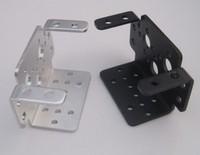 Multifunctional steering gear mount pan and tilt mount mechanical robot arm mechanical robot mount