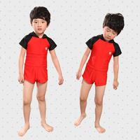 2014 New hot-selling one piece children swimsuit boys swimwear anti-uv beach child kids bathing suit