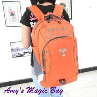 High quality Double-shoulder polyester travel KNAPSACKS outside sports children school backpack casual laptop fashion bag