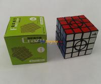 6pcs/lot Dayan MF8 crazy 4x4 I V1 speed cube magic cubeTwist puzzle Educational toy  Free Shipping