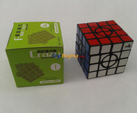 6pcs/lot Dayan MF8 crazy 4x4 I V1 speed cube magic cubeTwist puzzle Educational toy  Free Shipping