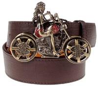 Fashion punk Belt Retro Sexy woman moto Free wild Pu Leather Belt Metal Buckle Gift belt for Men women free shipping