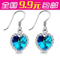Accessories noble dream crystal earrings earring Jewelry Fashion Earrings
