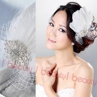Bride hair accessory wedding hair accessories