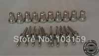 20pcs LG-40 PT-31 Plasma Cutting Consumable Extended Nickel-plated CUT-40 CT-312