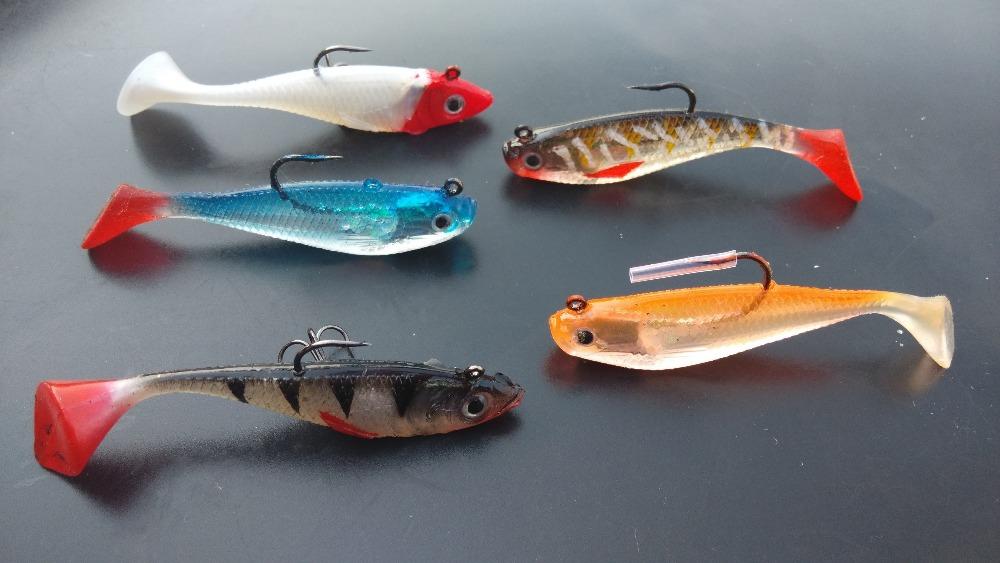 Attrezzatura da Pesca in Mare 11g 6cm 5 Pezzi Negozio All 39 Ingrosso Esche da Pesca Mare Attrezzatura di